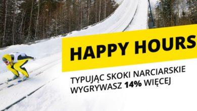 Photo of Happy Hours w Fortunie w ramach Turnieju Czterech Skoczni