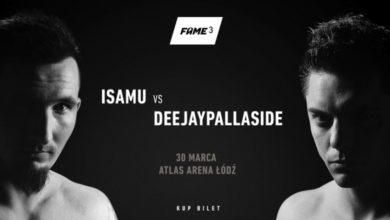 Kiedy gala FAME MMA 3? [Data, transmisja online i karta walk]