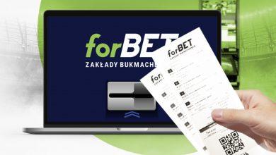 Bukmacher Forbet. Sprawdź kupon online. Wygrałeś?