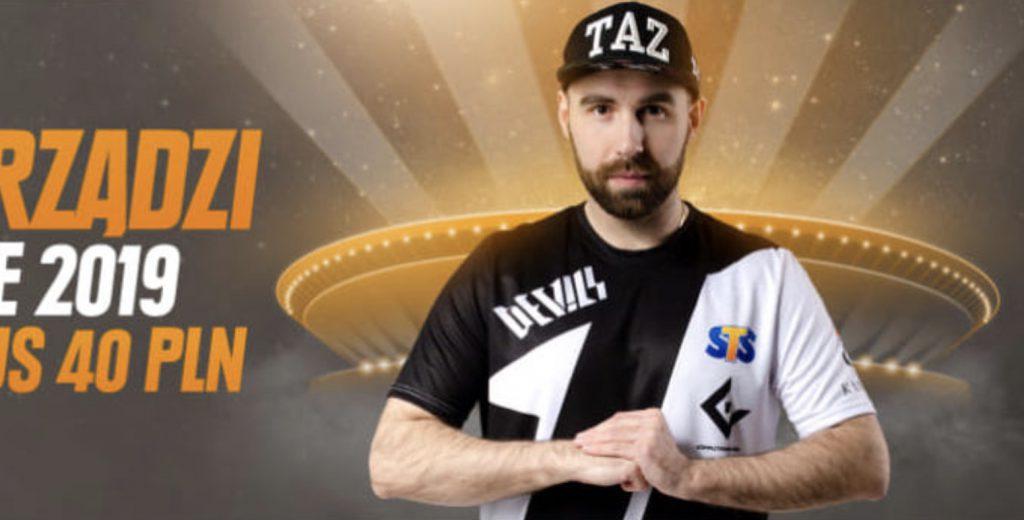 Kod vouchera w STS. Darmowe 40 PLN dla graczy!
