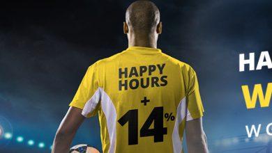 Happy Hours - wygrywaj więcej w Fortunie!