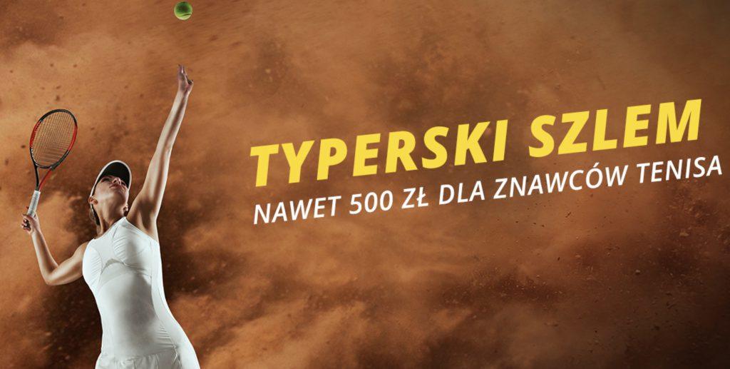 Typerski Szlem Fortuna. Stań do walki i walcz o 500 PLN!
