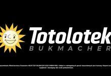 Totolotek bukmacher z nowym logo! A to początek...