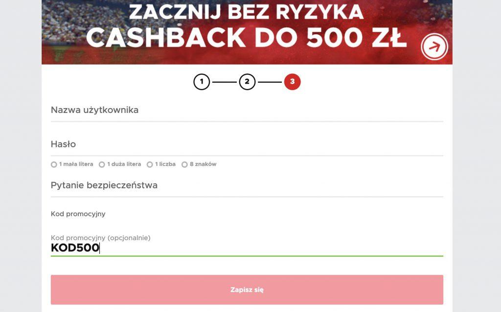 Cashback 500 PLN w BetClic Polska. Jak zgarnąć prezent powitalny?