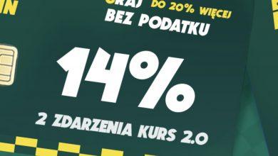Obstawianie bez podatku. Betfan to nawet 20% wygranych EXTRA!