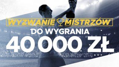 Photo of Wyzwanie Mistrzów Betclic. 40000 PLN w puli nagród. Jak to działa, co można wygrać?