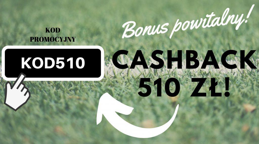 Betclic bonus 510 zł! Specjalny cashback dla wymagających!