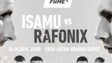 Photo of FAME MMA 5 kursy. Kto wygra, kto przegra? Faworyci bukmacherów i outsiderzy
